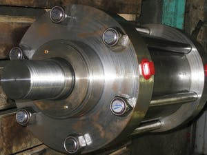 preventative maintenance for hydraulic cylinder