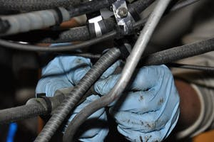 types of hydraulic hose reinforcement