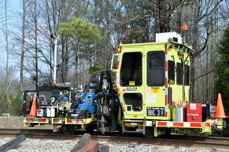 preventative maintenance for railroads