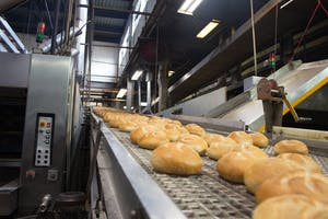Food and beverage production hydraulics