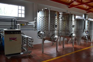 Beverage pneumatic machinery